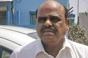 Justice Karnan appeals to Bengal governor for release on parole