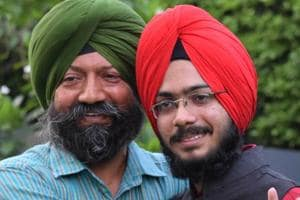 NEET topper Navdeep Singh of Punjab's Muktsar loves cricket, studies