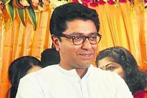 MNSchief Raj Thackeray.