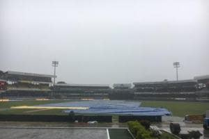 India vs West Indies: Incessant rain forces 1st ODI to be...