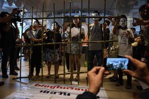 Thai democracy activist arrested for commemorating 1932 democratic...
