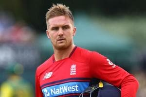 England's Jason Roy becomes 1st player to be dismissed 'obstructing...