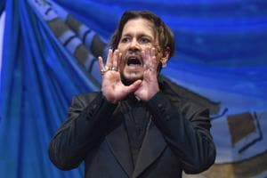 Was only trying to amuse: Johnny Depp apologises for joking about...