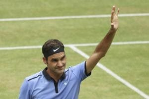 Roger Federer reaches 11th Halle Open final after beating Karen...