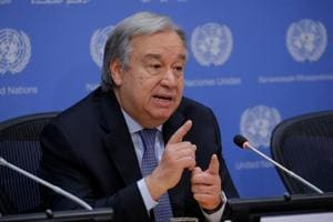 'UN chief's meetings with PMs of India, Pak show commitment to Kashmir...