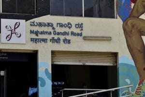 'Imposition of Hindi' in Bangalore Metro signboards irks Kannadigas