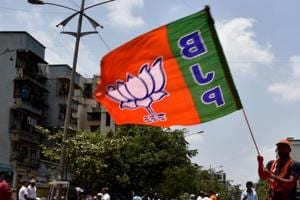 BJP leader allegedly tears up religious book in UP's Pratapgarh,...