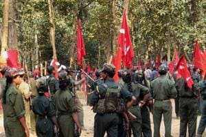 Five STF jawans wounded in gunbattle with Maoists in Sukma