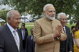 Diaspora Indians 'real ambassadors' of India in Portugal: Modi