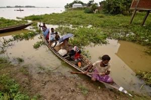 Flood situation worsens in Assam