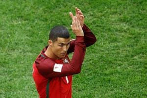 Cristiano Ronaldo delighted as Portugal enter FIFA Confederation Cup...