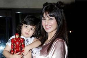 Ayesha Takia on being a mum: It is absolutely fantastic, a...
