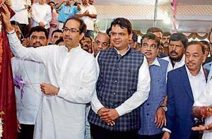 Congress leader Narayan Rane may look to thaw relations with Shiv Sena