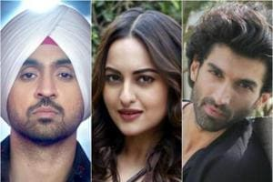 Sonakshi Sinha, Aditya Roy Kapur, and Diljit Dosanjh to team up for a...