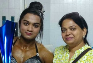 Doon girl Bhumika Sharma wins Miss World title in bodybuilding...