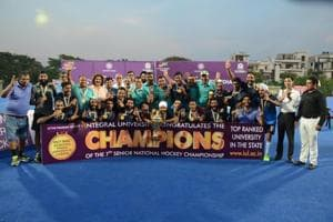 Railways clinch National Hockey Championship for 3rd successive time