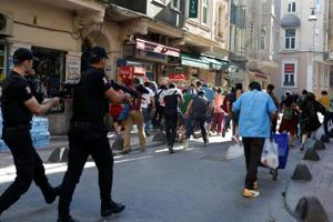 Turkey police fires rubber bullets to stop Gay Pride protest in...