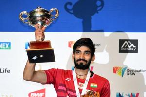Kidambi Srikanth joins the big league after Australian Open glory