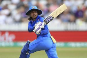 Mithali Raj says reading before batting helps her remain calm
