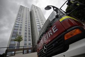 Sixty high-rise buildings fail safety tests after London fire:...