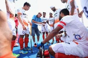 Roelant Oltmans is disappointed with how India ended their Hockey World League Semi-Final campaign.
