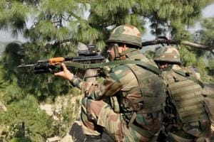 J-K: Ceasefire violation by Pakistan along LoC in Rajouri, Indian Army...