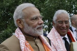 Indians give warm welcome to Modi in Washington, hope for positive...