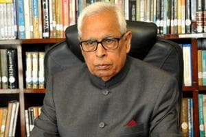 J-K governor NN Vohra is new IIC president, Soli Sorabjee steps down