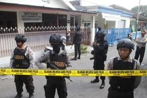 Indonesia: Attacker shouted 'Allahu Akbar' before stabbing policeman...
