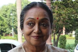 Sushma Swaraj targets Opposition's presidential pick Meira Kumar using...