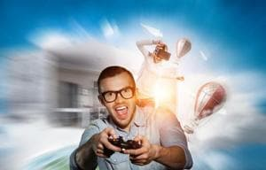 Love playing video games? It might make your brain more efficient