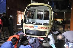 Kashmir cable car accident: How locals, cops, army, guides came...