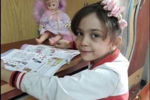 Syrian girl Bana Alabed among Time magazine's influential people on...