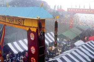 Chinese troops enter Sikkim sector, jostle with Indian forces, destroy...
