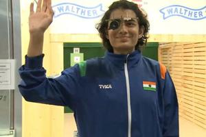 ISSF Junior World Championship: Yashaswini Singh Deswal wins gold in...