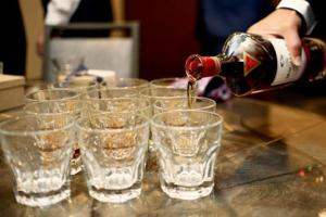 Drinking alcohol causes biological ageing. If you want to live long,...