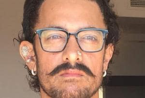 Ear and nose piercing: Aamir Khan goes through a 'painful'...