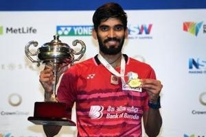 Kidambi Srikanth's record win fetches him this amazing gift from Anand...