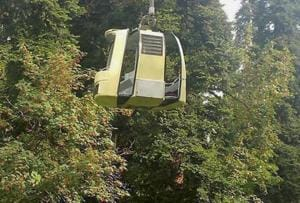 Company operating Gulmarg cable car blames 'act of God' for accident...