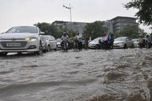 Rain check: Come monsoon season, Chandigarh will be drowning glory