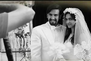 Deepika Padukone, Ranveer Singh attended a wedding and the pics are...