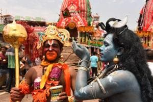 Photos: Lord Jagannath's Rath Yatra held in Odisha