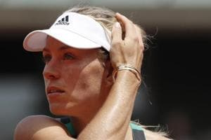 Angelique Kerber says top ranking weighs, but ready for grass season