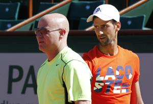 Wimbledon: John McEnroe urges Andre Agassi to spend more time with...