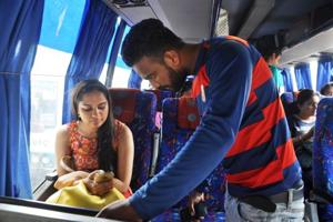 Passengers rue lack of Wi-Fi, other facilities in UTC-run luxury buses...