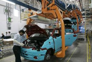 GM starts export of Chevrolet Beat to LatAm from India