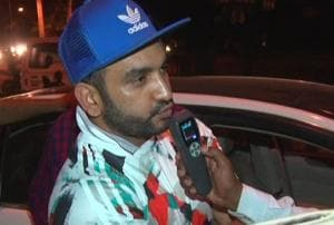 Gurgaon: Watch 'Chull' rapper Fazilpuria blame paan, perfume for...