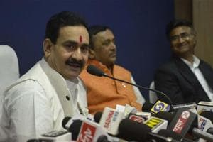 MP government spokesperson Narottam Mishra admitted that the cabinet discussed the idea of holding the budget session for the state during its meeting on Tuesday.