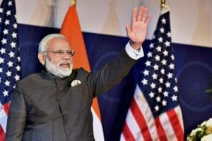 Study India's GST implementation, Modi tells US business schools