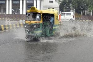 Three more days for monsoon to hit city, get ready for a wet week...